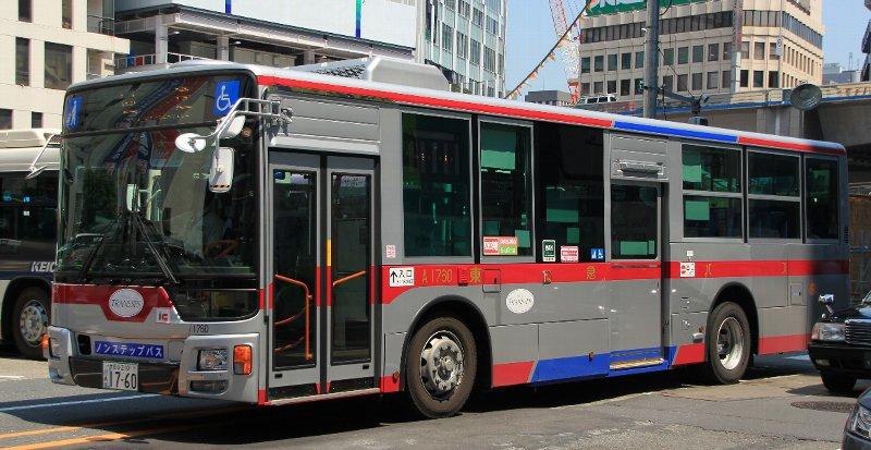 東急バス(淡島営業所) | 祐Style