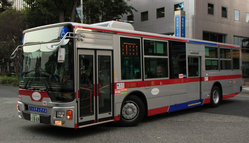 東急バス(高津営業所) | 祐Style