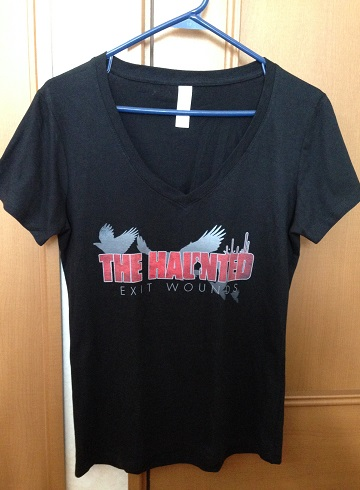 Exit Wounds Tシャツ