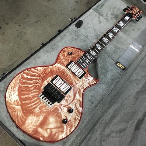 Garyのギター。