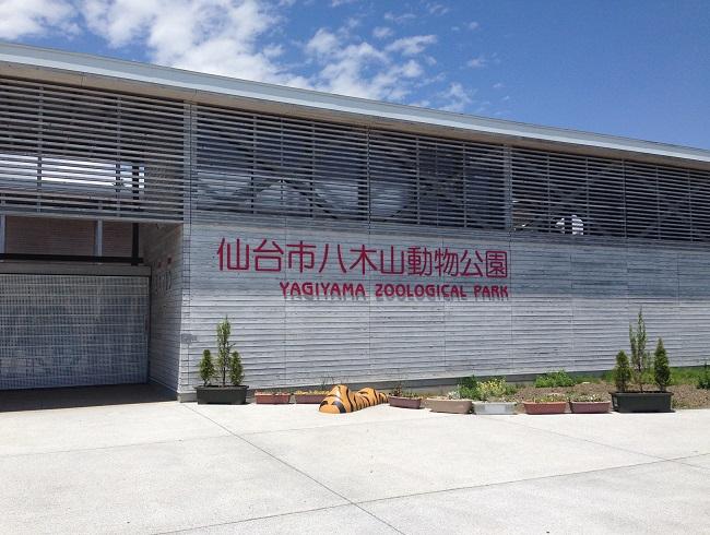 仙台市八木山動物公園。