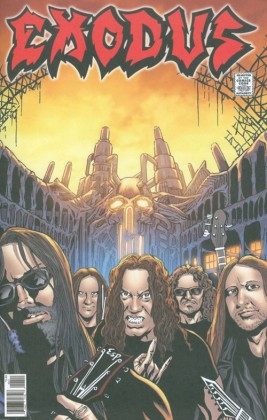 Exodus漫画。