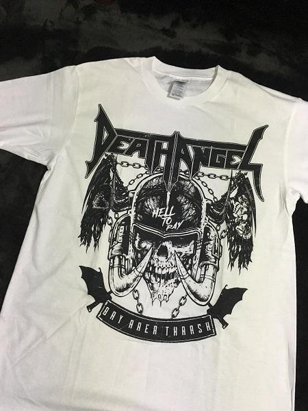 Death Angel Tシャツ