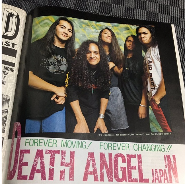 『BURRN!』1990年9月号