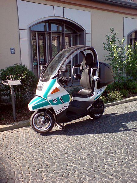 BMW Z1 POLIZEI