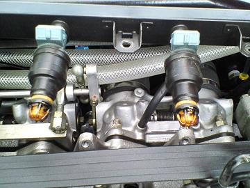 BMW Z1 injector