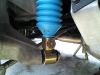 BMW Z1 Rear shock absorber