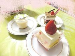 2012/02/02 誕生日ケーキ