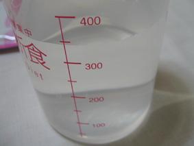 プロテインダイエット お水