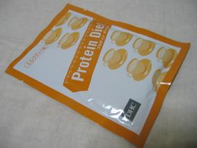 DHC プロテインダイエット ミルクティー味