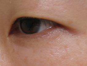 使用前の目