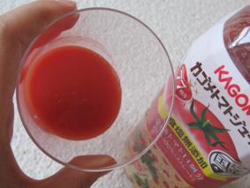 トマトジュース飲んでみた