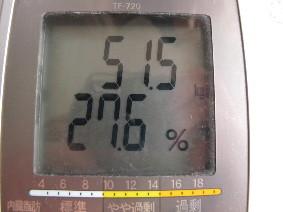 体重51.5kg