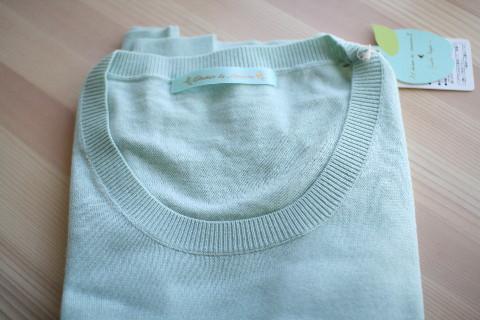 franche lippeeきのこセーター