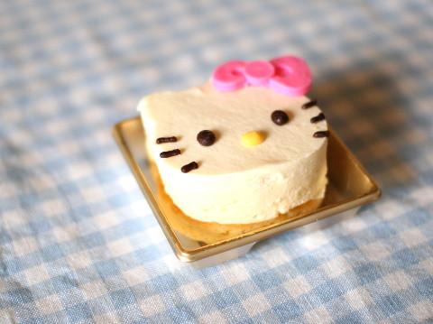 キティーちゃんチーズケーキぐるなび