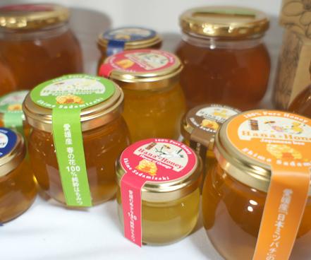 国産ハチミツ レシピ
