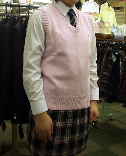 高校制服、通学用スクールスカート