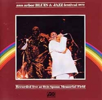 アン・アーバー・ブルース・フェスティバル 1972