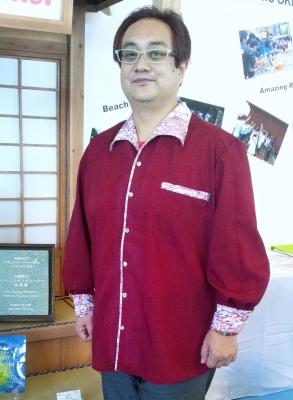 徳田さま長袖