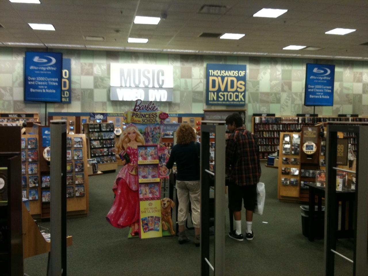 CD&DVDコーナー