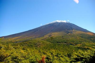 富士山の五合目から。。