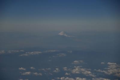 上空うより富士山を。。。