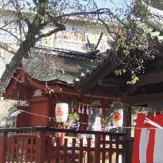 荒胡子神社