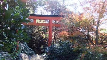 御山神社へGO
