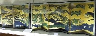 厳島三保松原図