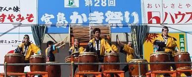 宮島太鼓3