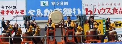 宮島太鼓7