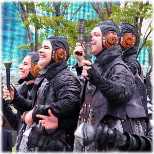 Vol.150 World Street Performance in Autumn 2005  〜 レレファンヴェール 1