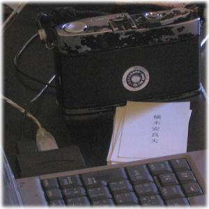 Vol.174 横木安良夫ワークショップ 〜 モノクロデジタルプリント 1