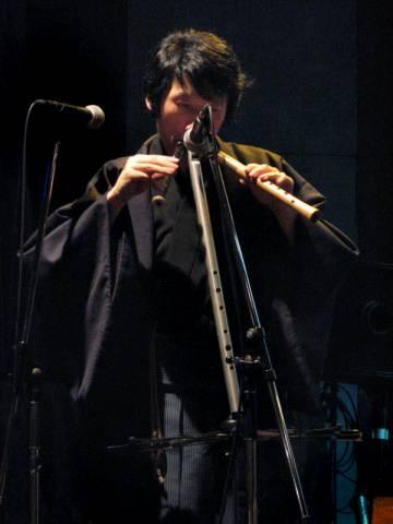 Vol.258 Terje Isungset/一噌幸弘 公演 〜 新宿PitInn
