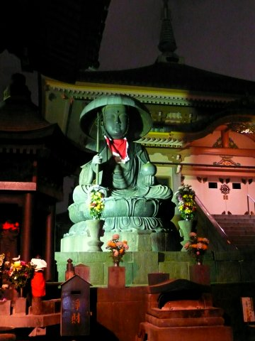 Vol.326 街角の風景「江戸六地蔵尊」 〜 巣鴨