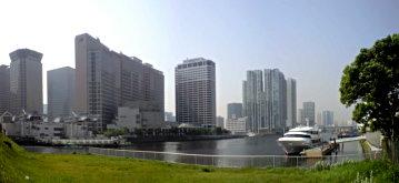Vol.334 街角の風景 〜 天王洲 運河