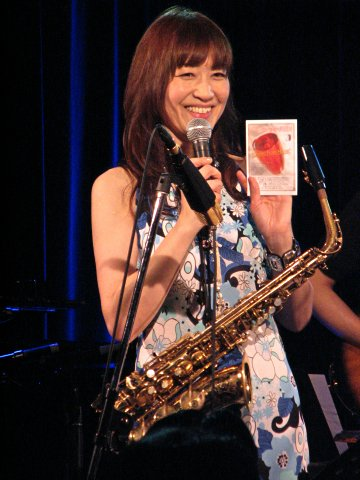 Vol.338 山口マリCD発売記念ライブ 〜 目黒 Blues Alley Japan