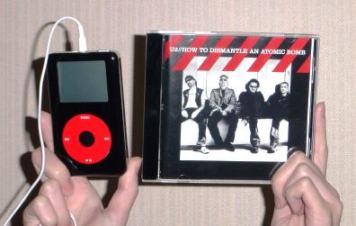 iPod&album