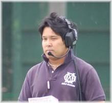 青野コーチ