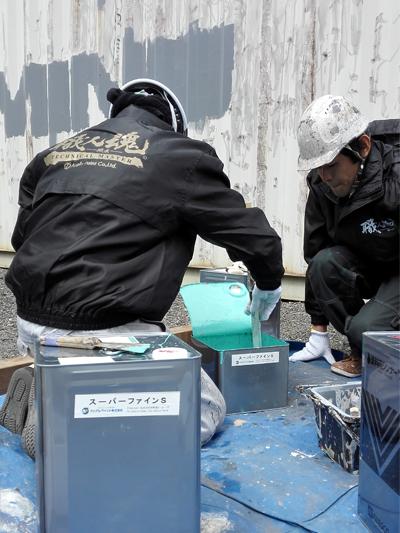 松本市|塗装