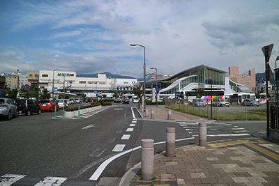 松本駅|アルプス口