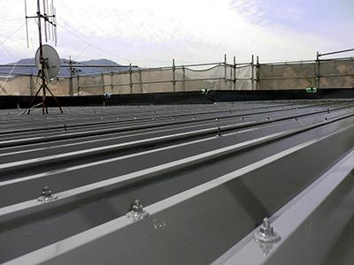 屋根(塗装後)
