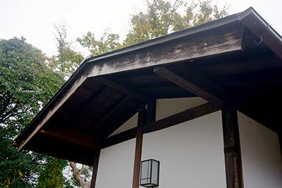 国指定重要文化財 小野家住宅 施工前1