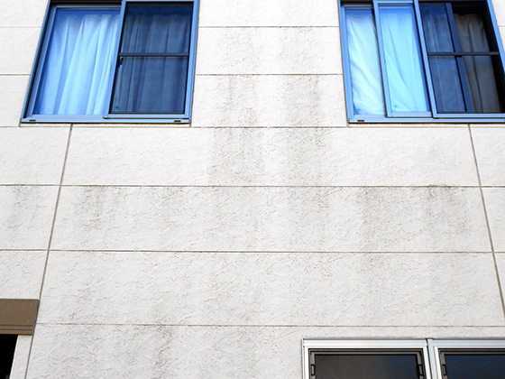 施工前外観4 外壁