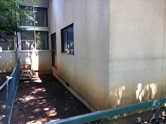 施工前外壁状況1