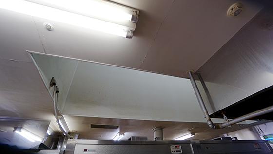 厨房天井_施工前