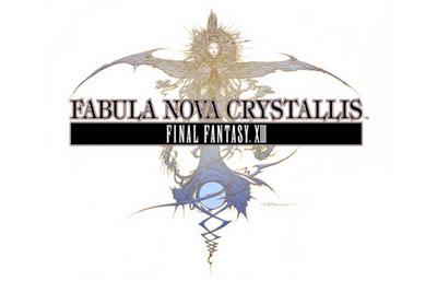 FABULA NOVA CRYSTALLIS FINAL FANTASY XIII