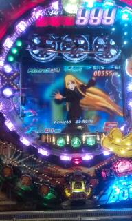 CRぱちんこ銀河鉄道999M6