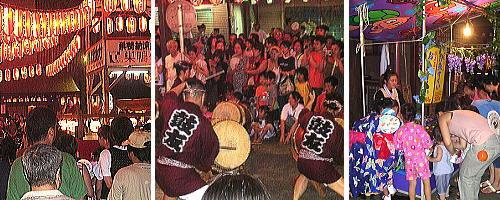 巣鴨納涼盆踊り大会