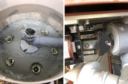 強制濾過装置